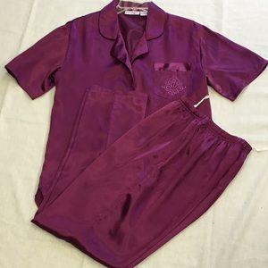 Kim Rogers 2pc Lounge Pajama set